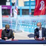 Signing of triennial agreement between SportMalta and Special Olympics Malta